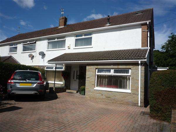 6 Bedrooms House for sale in Tyla Teg, Pantmawr, Cardiff