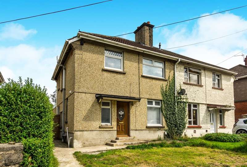 4 Bedrooms Semi Detached House for sale in Mount Pleasant, Gowerton, Swansea
