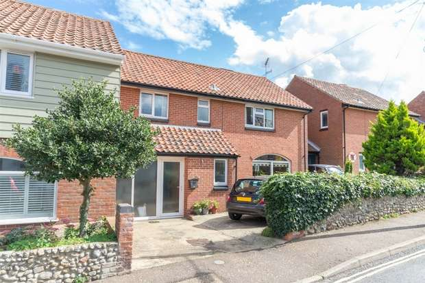 4 Bedrooms Terraced House for sale in 14 The Glebe, Wells-next-the-Sea