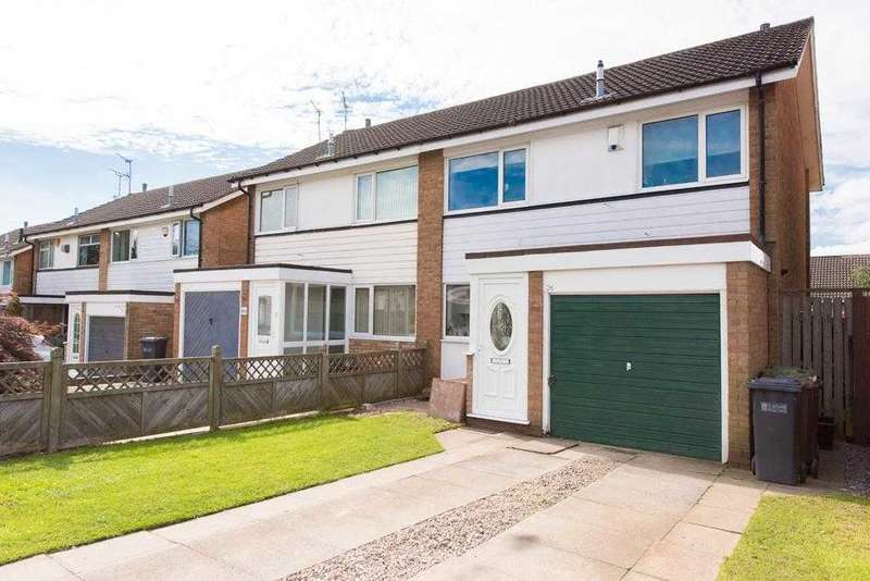 3 Bedrooms Semi Detached House for sale in Mappleborough Road, Shirley, Solihull