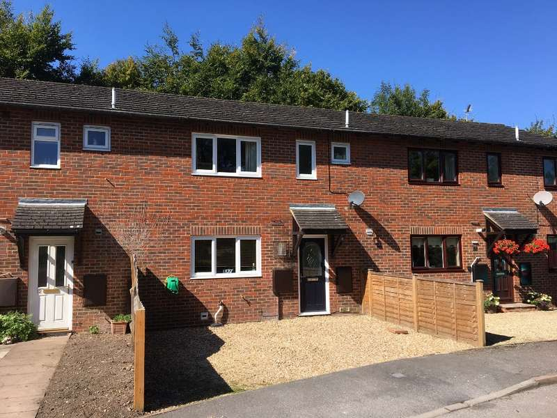 3 Bedrooms Terraced House for sale in Ringwood