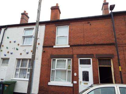 3 Bedrooms Terraced House for sale in Whitmore Street, Walsall, West Midlands