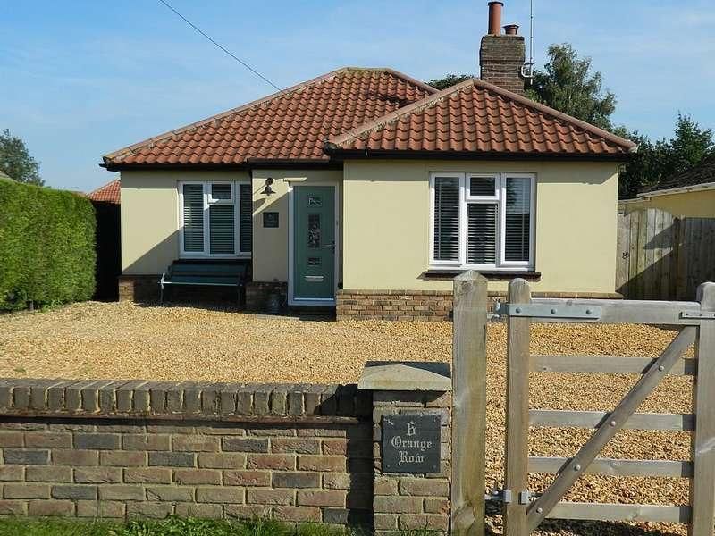 3 Bedrooms Bungalow for sale in Terrington St. Clement, King''s Lynn, Norfolk, PE34