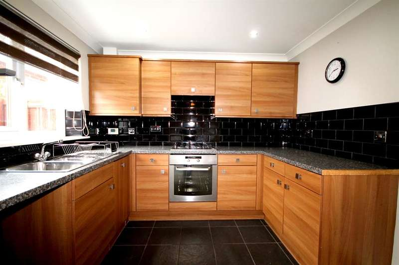 4 Bedrooms Semi Detached House for sale in Witton Park, Stockton-on-Tees, TS18 3BE