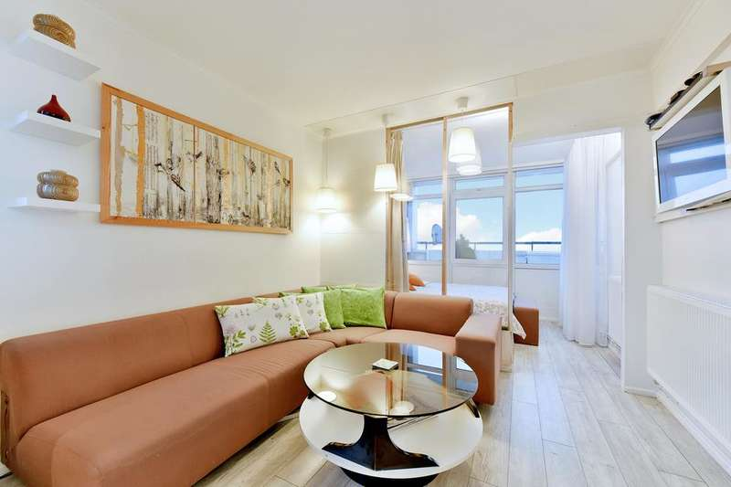 2 Bedrooms Flat for sale in Brandon Estate, London SE17