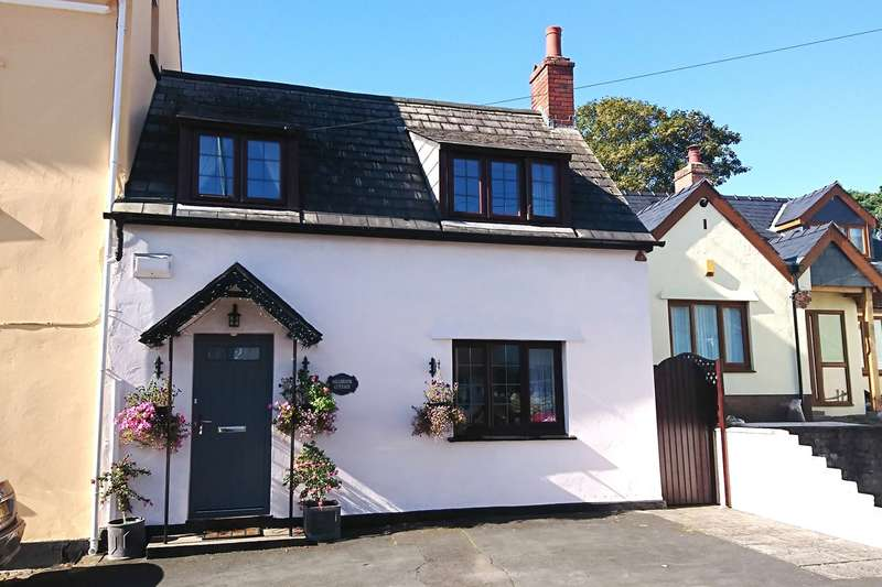 2 Bedrooms Cottage House for sale in Mill Street, Caerleon, Newport, NP18