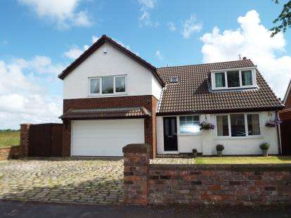 5 Bedrooms Detached House for sale in Deansgate Lane North, Formby, Liverpool, Merseyside, L37
