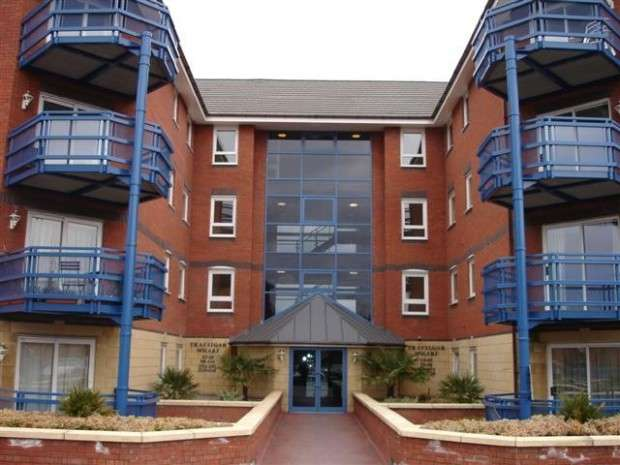 1 Bedroom Apartment Flat for sale in Trafalghar Wharf Mountbatten Close, Ashton-on-Ribble, Preston, PR2