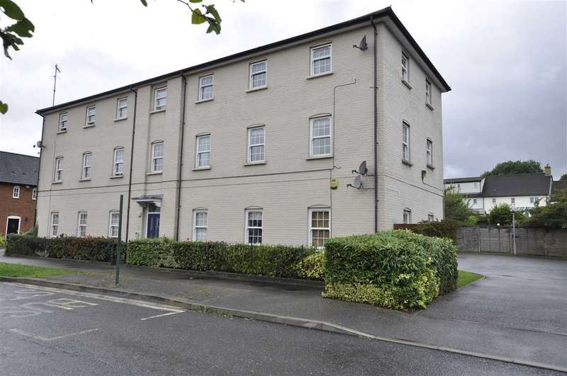 2 Bedrooms Apartment Flat for sale in Abell Way, Chelmsford