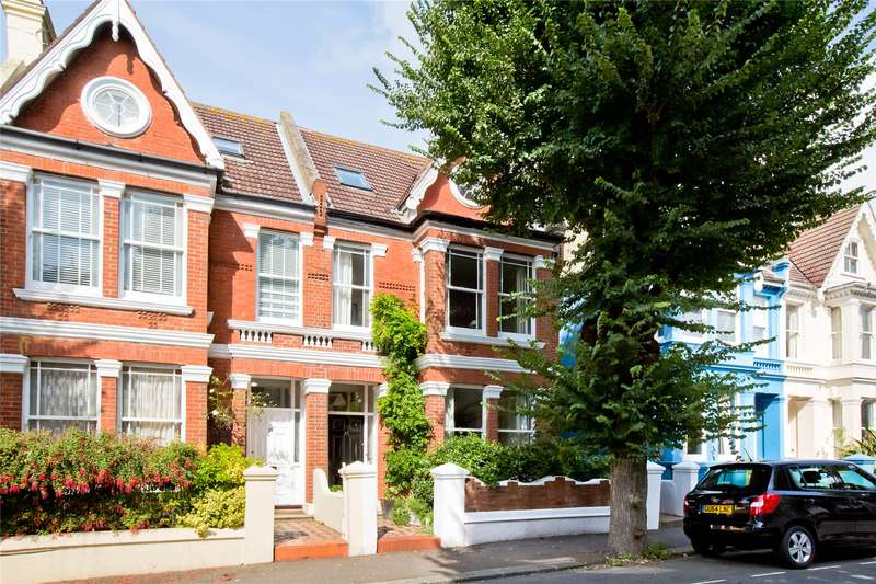 5 Bedrooms Semi Detached House for sale in Lancaster Road, Brighton, East Sussex, BN1