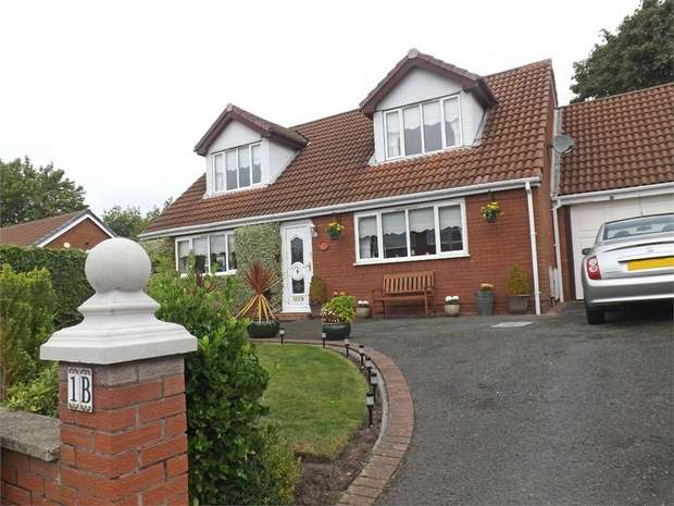 4 Bedrooms Detached House for sale in Westover Close, Liverpool, Merseyside