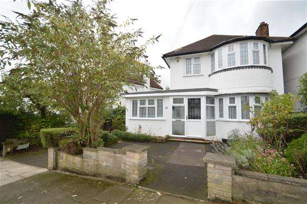 3 Bedrooms Detached House for sale in Tretawn Gardens, London