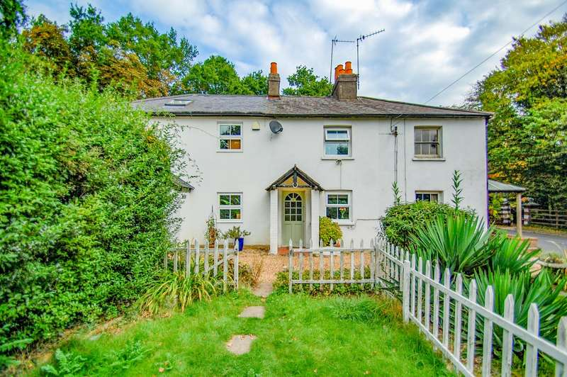 2 Bedrooms Terraced House for sale in Fulmer Hill Cottages, Windmill Road, Fulmer, SL3