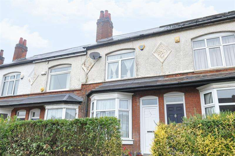 2 Bedrooms Terraced House for sale in Fordhouse Lane, Stirchley, Birmingham