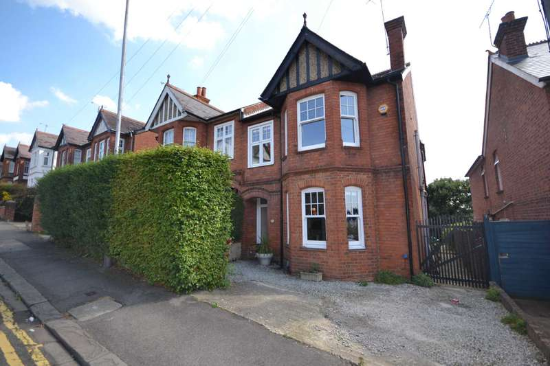 5 Bedrooms Semi Detached House for sale in St Annes Road, Caversham