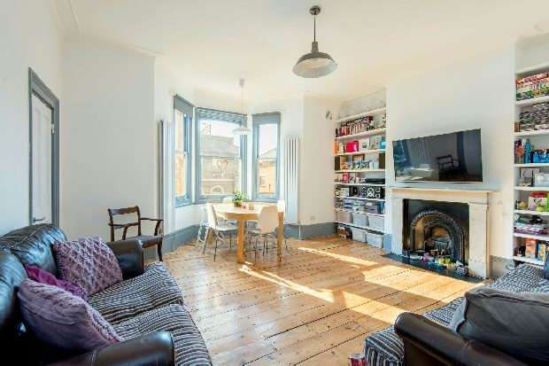 2 Bedrooms Flat for sale in Chetwynd Road, Dartmouth Park, NW5