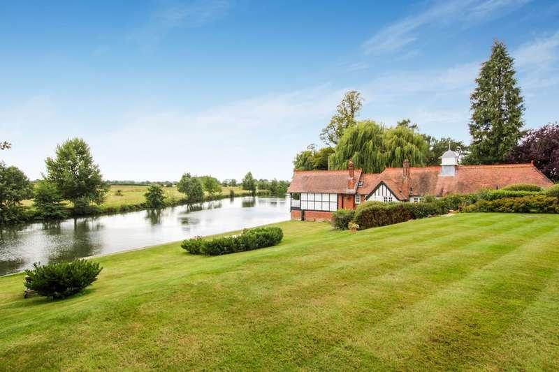2 Bedrooms Terraced House for sale in Waterside Villas, Burcot, Abingdon