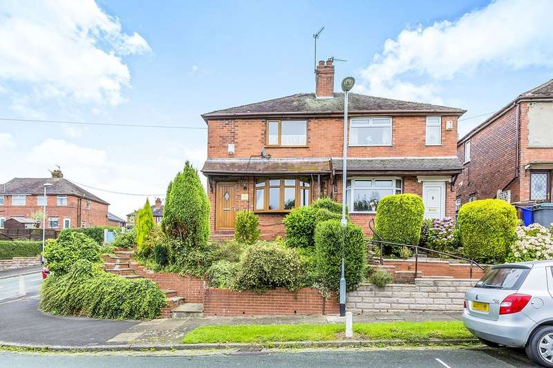 3 Bedrooms Semi Detached House for sale in Barnfield Road, Burslem, Stoke-On-Trent, ST6