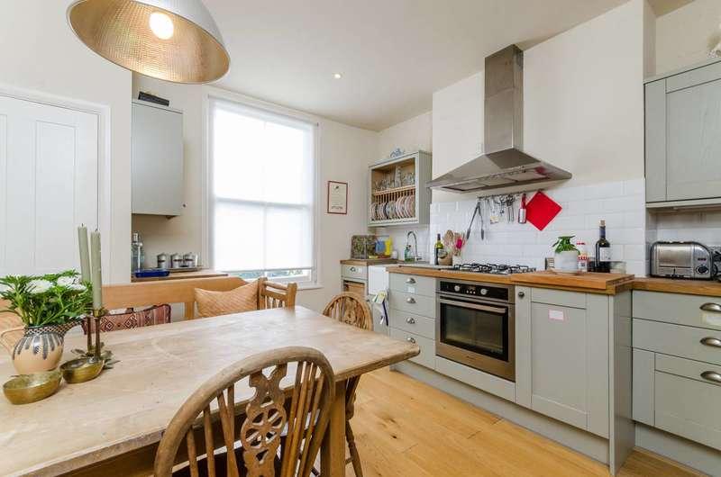 3 Bedrooms Flat for sale in Godolphin Road, Shepherd's Bush, W12