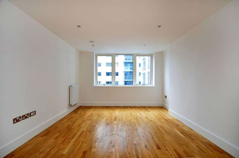 1 Bedroom Flat for sale in New Capital Quay, Greenwich, SE10