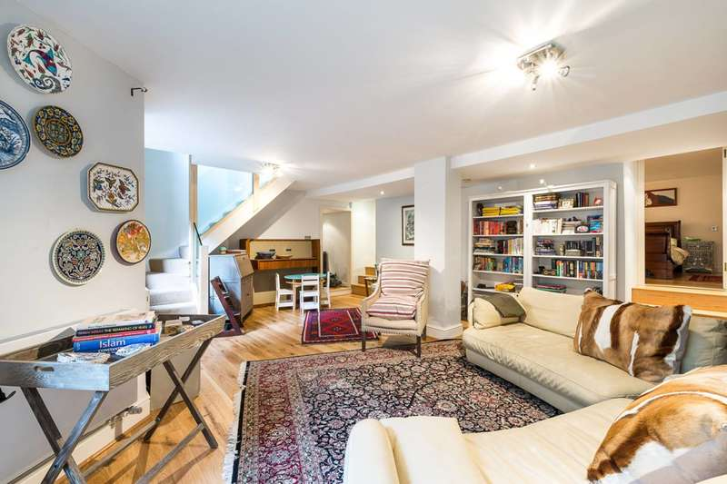 3 Bedrooms Maisonette Flat for sale in Causton Street, Westminster, SW1P