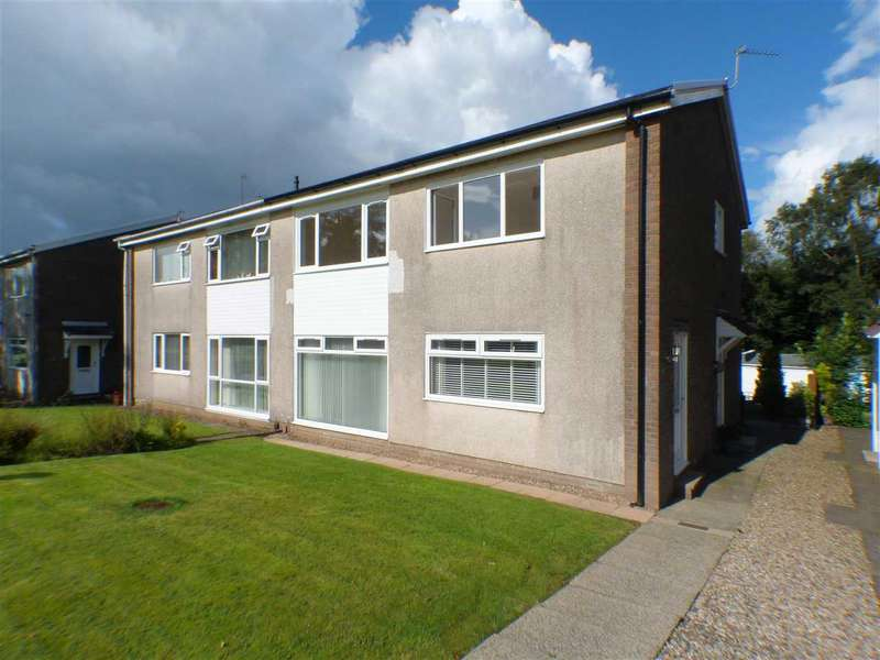 2 Bedrooms Apartment Flat for sale in Pitcairn Grove, Hairmyres, EAST KILBRIDE