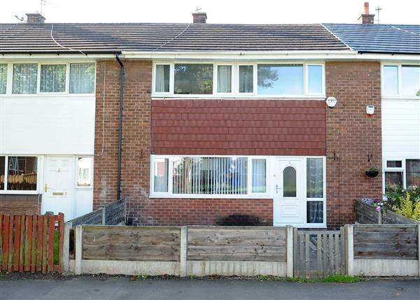3 Bedrooms Terraced House for sale in 5 Heron Drive, Irlam M44 6LF