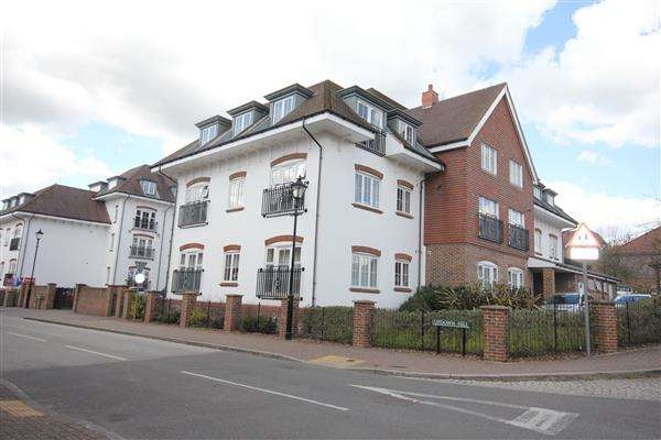 2 Bedrooms Apartment Flat for sale in Woodcote House, Bolnore Village