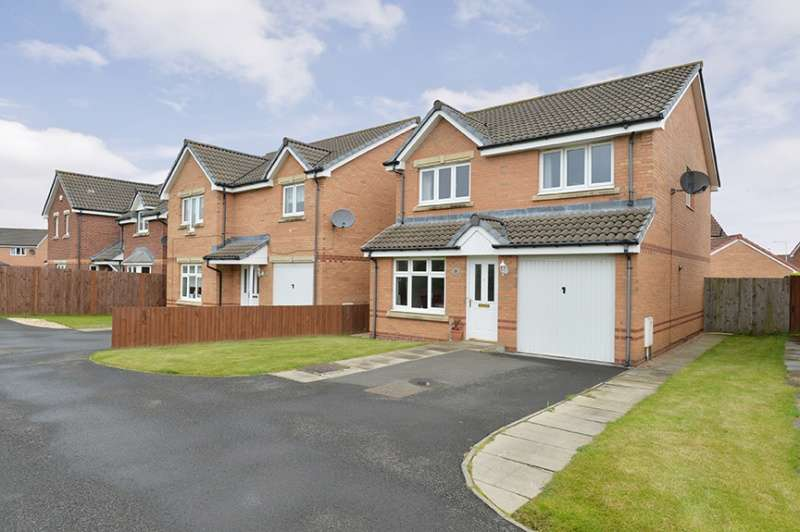 4 Bedrooms Detached House for sale in Stocks Street, Kirkcaldy, Kirkcaldy, Fife, KY2 6ND