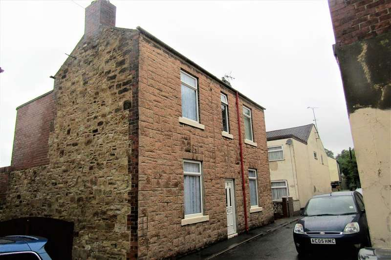 3 Bedrooms Detached House for sale in Campbell Street, Greasbrough, Rotherham