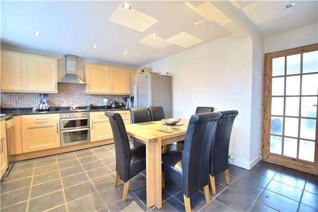 3 Bedrooms Semi Detached House for sale in North Avenue, DRYBROOK, Gloucestershire, GL17 9HU