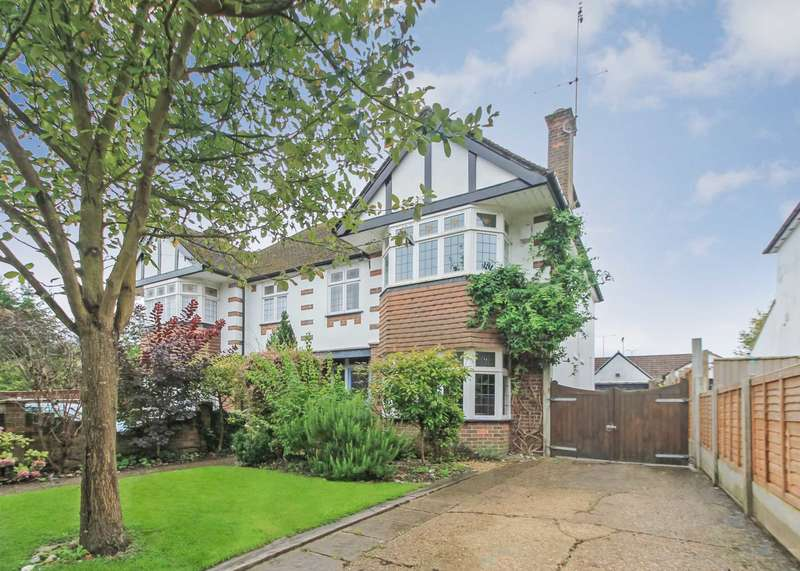 4 Bedrooms Semi Detached House for sale in Miswell Lane, Tring, Hertfordshire