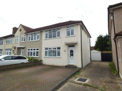 3 Bedrooms End Of Terrace House for sale in Elm Park, Hornchurch