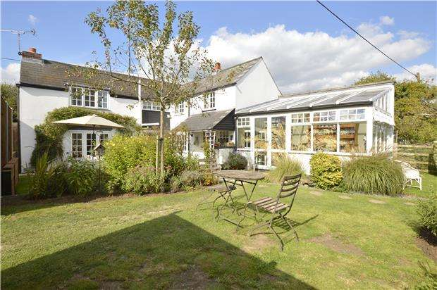 3 Bedrooms Cottage House for sale in Cheltenham Road, Beckford, TEWKESBURY, Gloucestershire, GL20 7AL