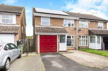 3 Bedrooms Semi Detached House for sale in Blake Croft, Cheltenham, Gloucestershire