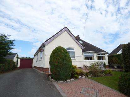 4 Bedrooms Detached House for sale in Tan Refail, Deganwy, Conwy, North Wales, LL31