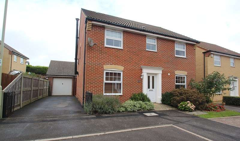 4 Bedrooms Detached House for sale in Sunlight Gardens, Fareham