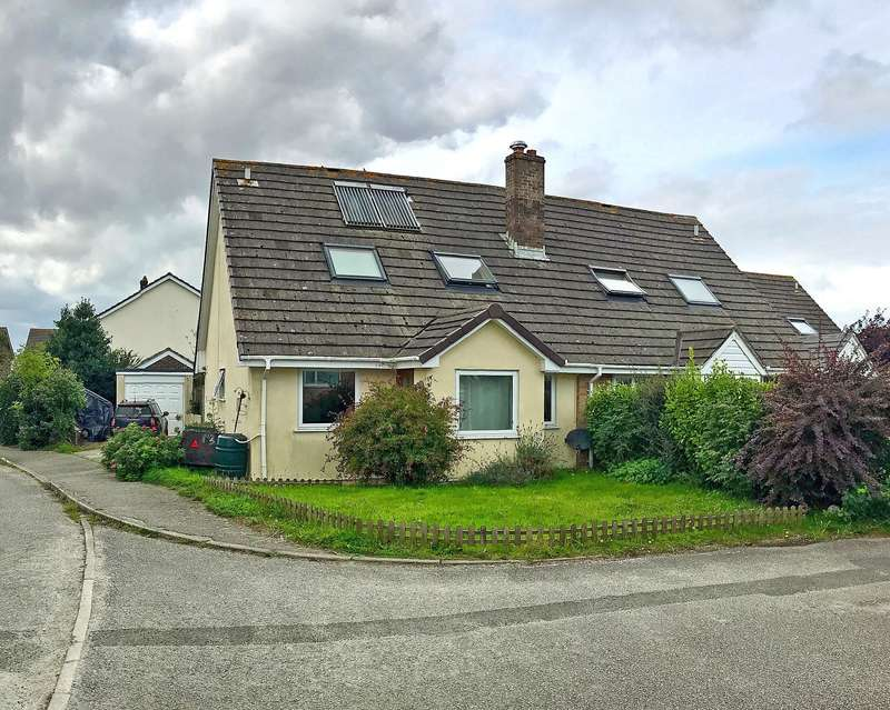 3 Bedrooms House for sale in Church View Road, Probus, Truro