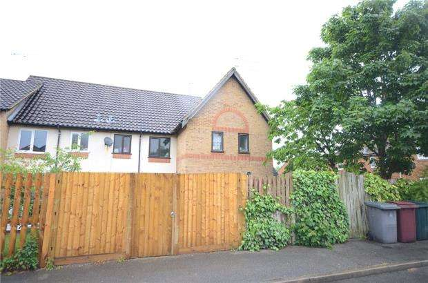 1 Bedroom End Of Terrace House for sale in Hirstwood, Tilehurst, Reading