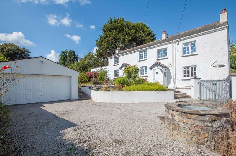 3 Bedrooms Cottage House for sale in Tamerton Foliot, Plymouth