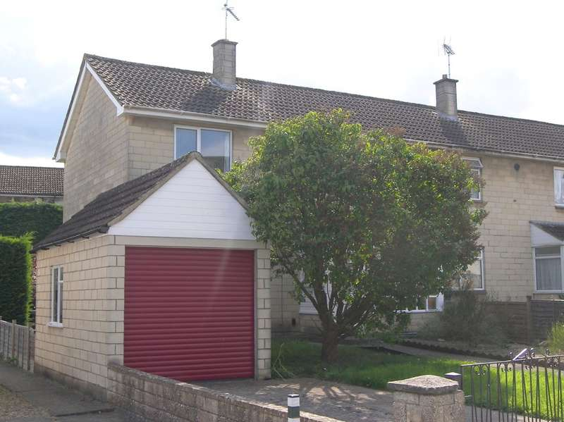 3 Bedrooms End Of Terrace House for sale in Weller Road, Corsham