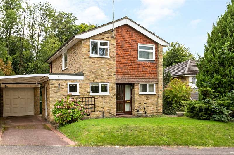 3 Bedrooms Detached House for sale in Turners Wood Drive, Chalfont St. Giles, Buckinghamshire, HP8