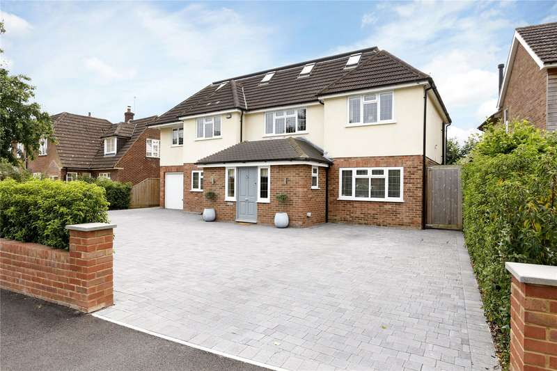 6 Bedrooms Detached House for sale in Long Grove, Seer Green, Beaconsfield, Buckinghamshire, HP9