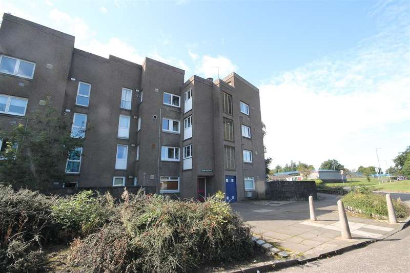 2 Bedrooms Flat for sale in Ivanhoe Road, Greenfaulds, Cumbernauld