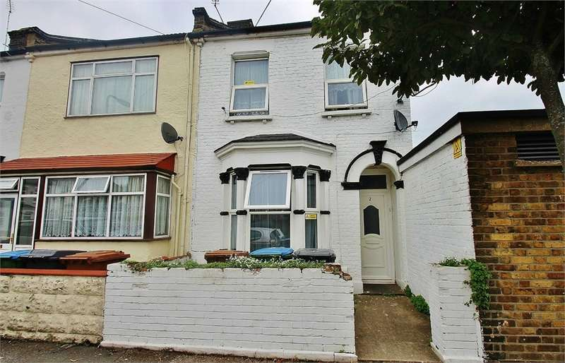 4 Bedrooms End Of Terrace House for sale in Matcham Road, LEYTONSTONE