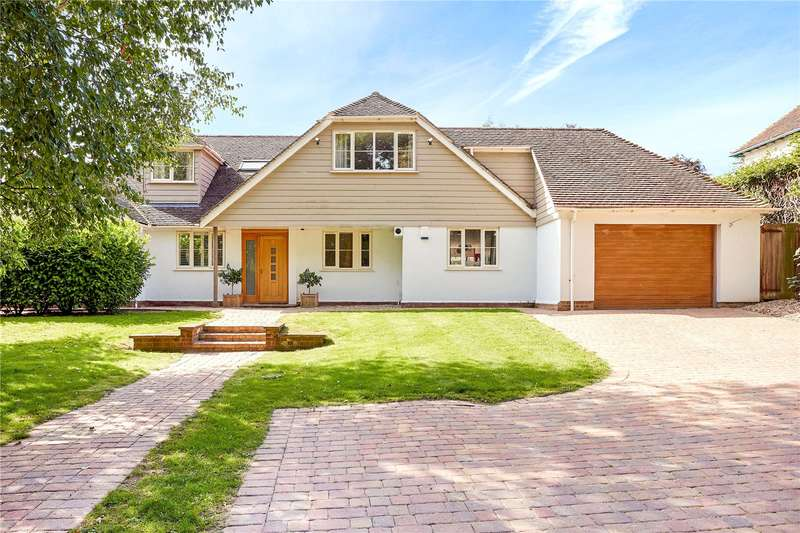 4 Bedrooms Detached House for sale in Mill Street, East Malling, West Malling, ME19