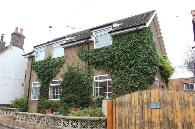 3 Bedrooms Detached House for sale in Main Street, Ganton, Scarborough, North Yorkshire