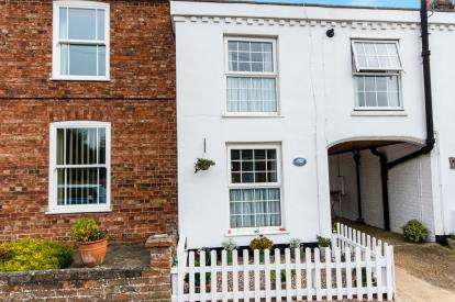2 Bedrooms Terraced House for sale in South Road, Tetford, Horncastle, Lincolnshire