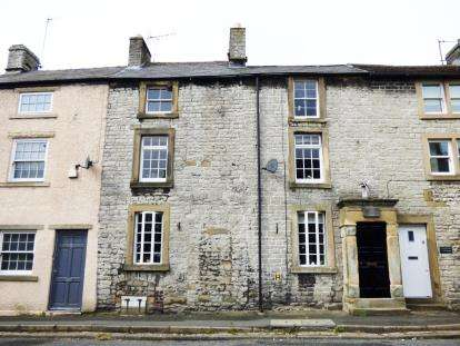 3 Bedrooms Terraced House for sale in High Street, Tideswell, Buxton, Derbyshire