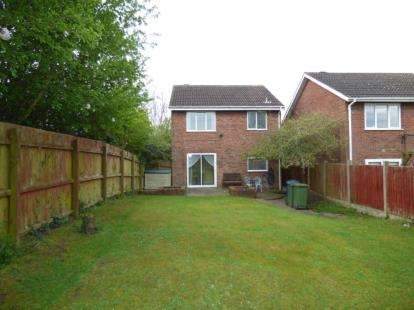 3 Bedrooms Detached House for sale in Foxglove, Amington, Tamworth, Staffordshire